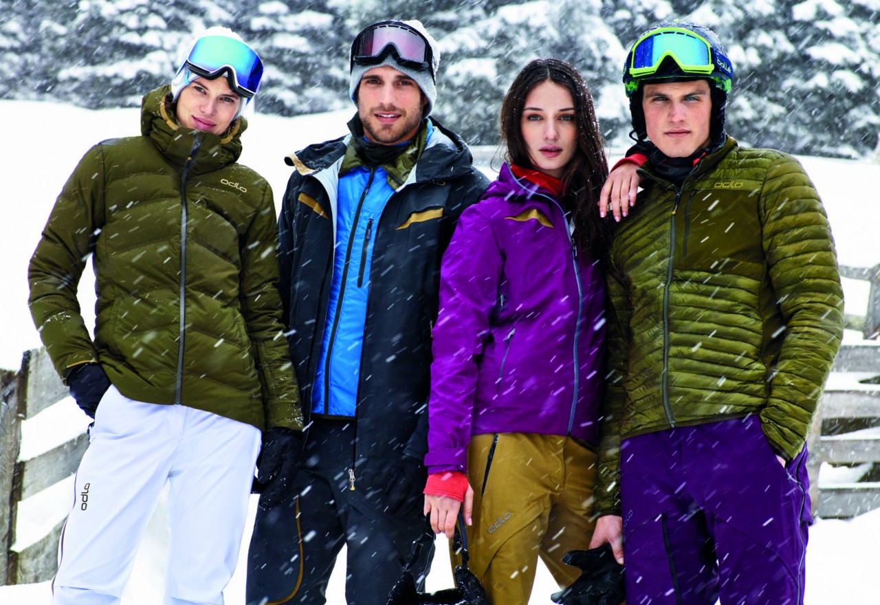 collection ski hiver 15-16 odlo